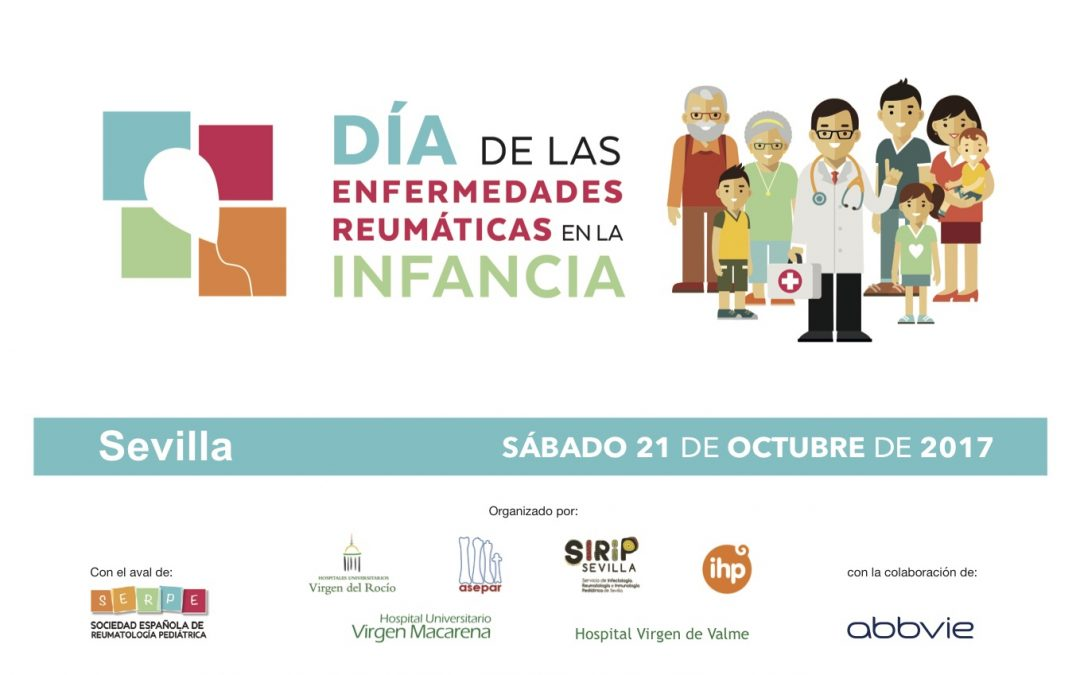 III Jornadas para padres de niños y adolescentes con enfermedades reumáticas.