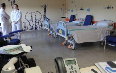 Mi experiencia en el hospital infantil Virgen del Rocío, Sevilla