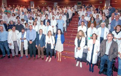 El Hospital Universitario Virgen del Rocío presenta su Plan Estratégico 2019 – 2025