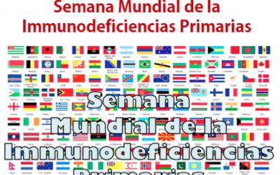 V Semana Internacional de las Inmunodeficiencias Primarias