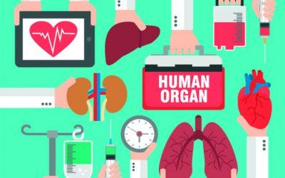 Cadena de tres trasplantes renales cruzados de donante vivo