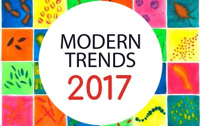 Presentaciones Modern Trends 2017 ¡DISPONIBLES!
