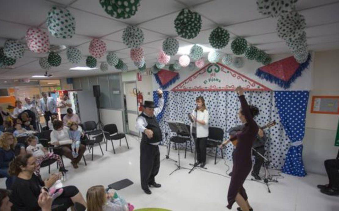 Hospital Virgen Macarena: sevillanas que curan