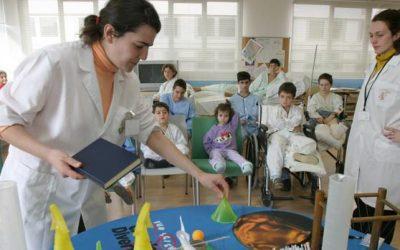Un pequeño apoyo para los padres de niños de Andalucía con cáncer
