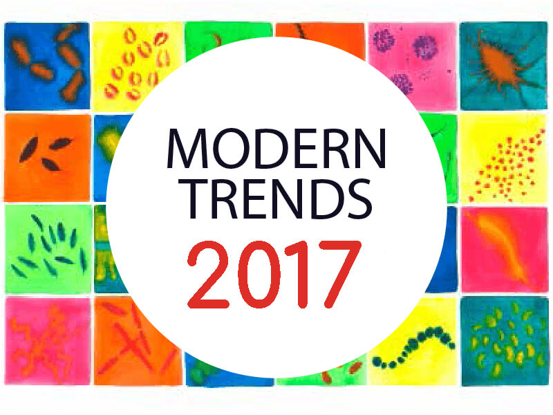 Presentaciones Modern Trends 2017 ¡DISPONIBLES!